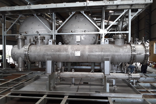 ASME U2 Stamp Skid Suppliers